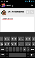 Screenshot of La Nueva 87.7