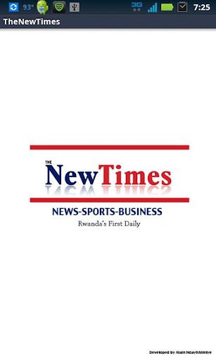 The NewTimes Rwanda