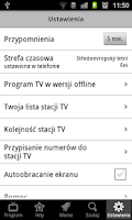 Screenshot of Program TV Telemagazyn