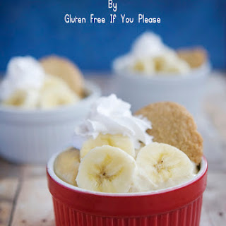Gluten Free Vegan Banana Pudding