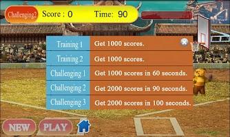 Screenshot of Basket Panda