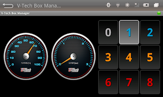 Screenshot of BlueBox Manager Chip Tuning