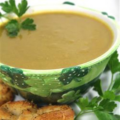 Pota Brata (Irish Flag Soup)