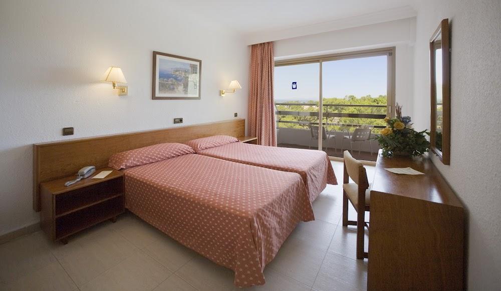 Hotel Ipanema Beach. Tu hotel en Palma de Mallorca.