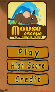 Mouse Escape apk screenshot