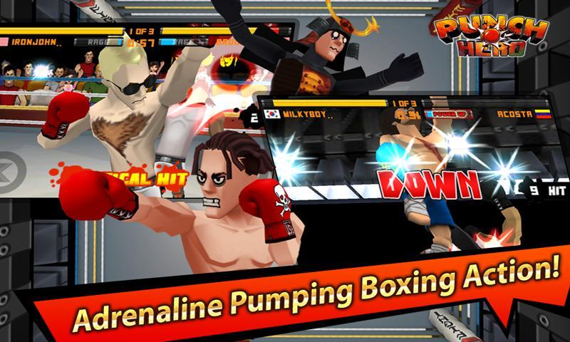 Punch-Hero 19