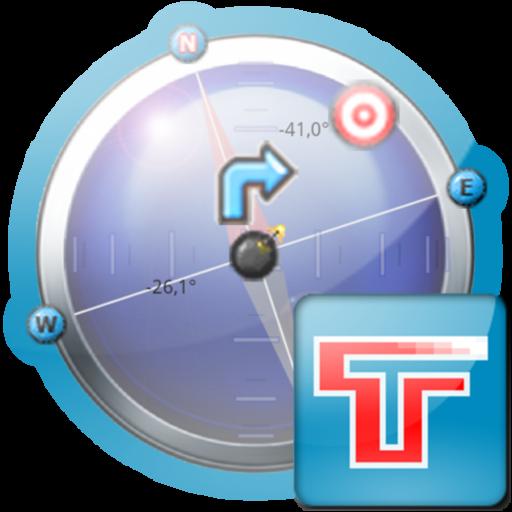 指南針:全球定位系統,搜索,導航 LOGO-APP點子