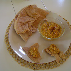Tomato Almond spread