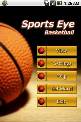 Sports Eye - NBA Lite