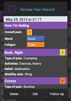 Screenshot of FibroMapp