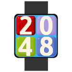 2048 - Android Wear 2.1 Apk