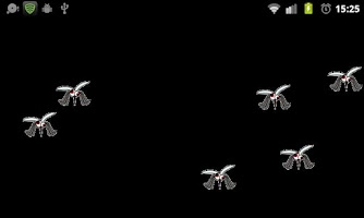 Screenshot of Mosquito Wars