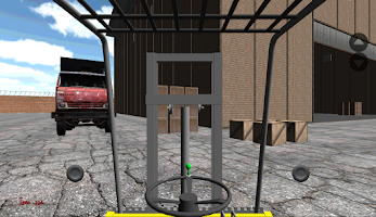 Screenshot of Forklift Simulator 3D