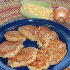 Tracey's Tasty Tuna Patties