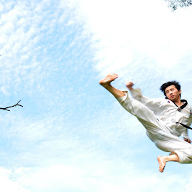 PSPJ 2nd outing in Dec 22 -Taekwando photoshoot by Goh Hiang - Sports & Fitness Fitness