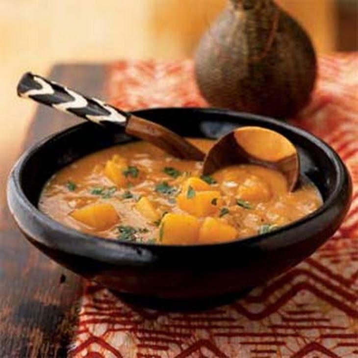 Peanut and Squash Soup Recept | Yummly