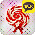 KakaoTalk 3.0 Theme : Lollipop icon