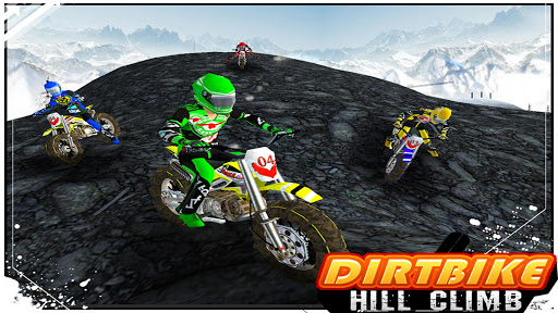 Dirt Bike Hill Climb - screenshot