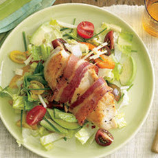 Bacon-Wrapped Chicken Salad