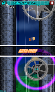 Clockwork Climber - screenshot