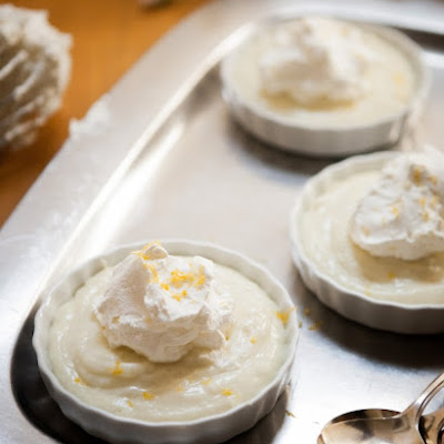 Rosemary Pudding