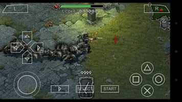 Screenshot of emu.PSP Emulator