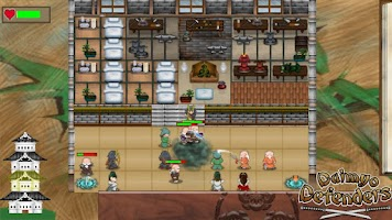Screenshot of Daimyo Defenders Demo