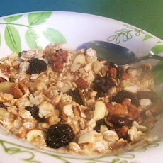 Firefighter's Honey Muesli