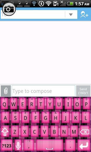 KB SKIN - Pink Flannel