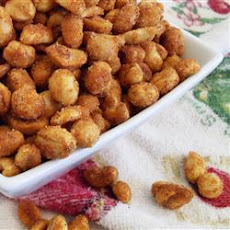 Chipotle Honey Roasted Peanuts