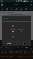 Screenshot of Fast Scheduler/Calendar