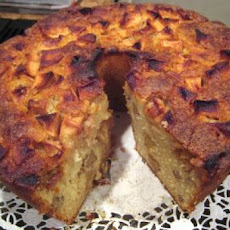 Margot's Jewish Apple Cake
