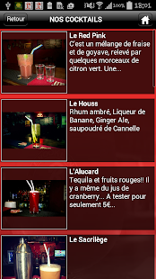 L'alchimiste le bar - screenshot