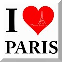 I love Paris icon