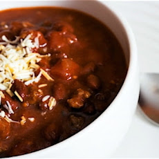 New Year's Day Chili