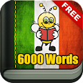 Learn Italian - 6,000 Words APK for Bluestacks