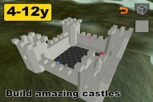 Screenshot of Castle Builder