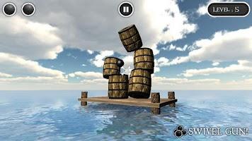 Screenshot of Swivel Gun! Deluxe
