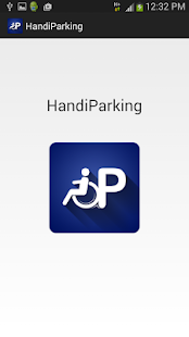 HandiParking - screenshot