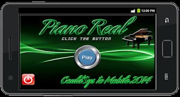 Screenshot of Real Piano