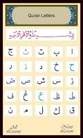 Screenshot of Quran Learning