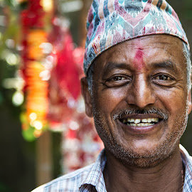 060 Ram from Nepal by Peter Walker - People Portraits of Men ( street portrait, 100 strangers, pokara, nepal )