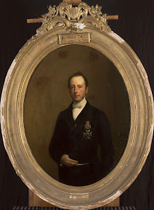 RIJKS: Herman Antonie de Bloeme: painting 1861