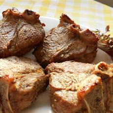 Lemon Herb Lamb Chops