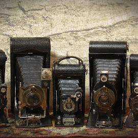 Memories by Keith Hawley - Artistic Objects Antiques ( history, vintage, autographic cameras, kodak, memories, antique, folding cameras, cameras )
