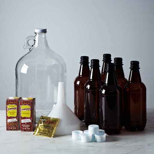 DIY Ginger Beer & Sarsaparilla Kit
