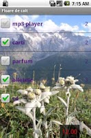 Screenshot of Floare de colt