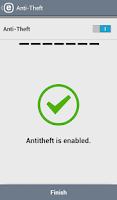 Screenshot of Mobile Security Telekom Edícia