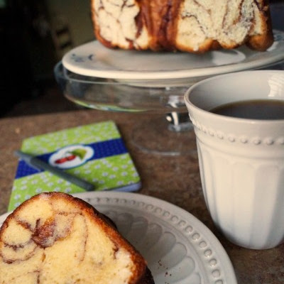Cinnamon Bundt Bread (with loaf option)