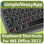 Shortcuts for MS Office 2013 APK Image